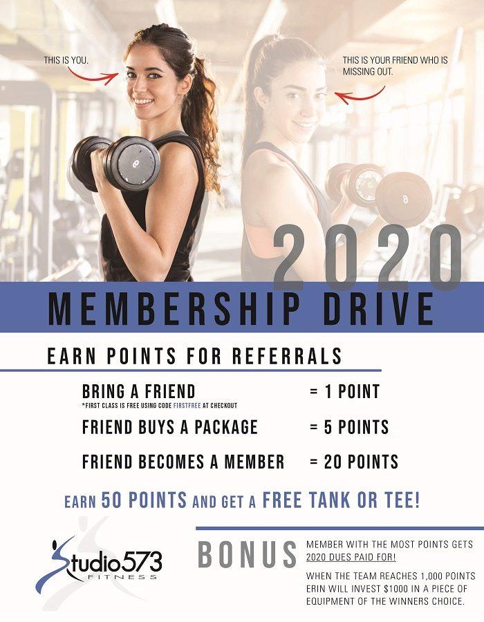 2020 Membership Drive
